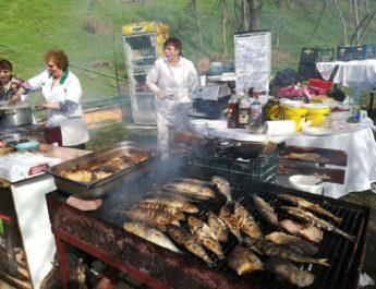 O firmă din Bârlad va pregăti borșul de pește de la Festivalul Scrumbiei. Programul complet al evenimentului, AICI
