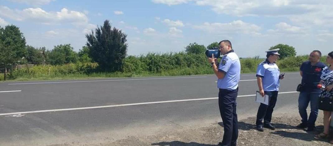 Radare noi la Poliția Rutieră