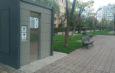 Mai bine ca la bloc. Primăria Galați anunță că va monta toalete publice cu apă caldă și uscător de mâini!