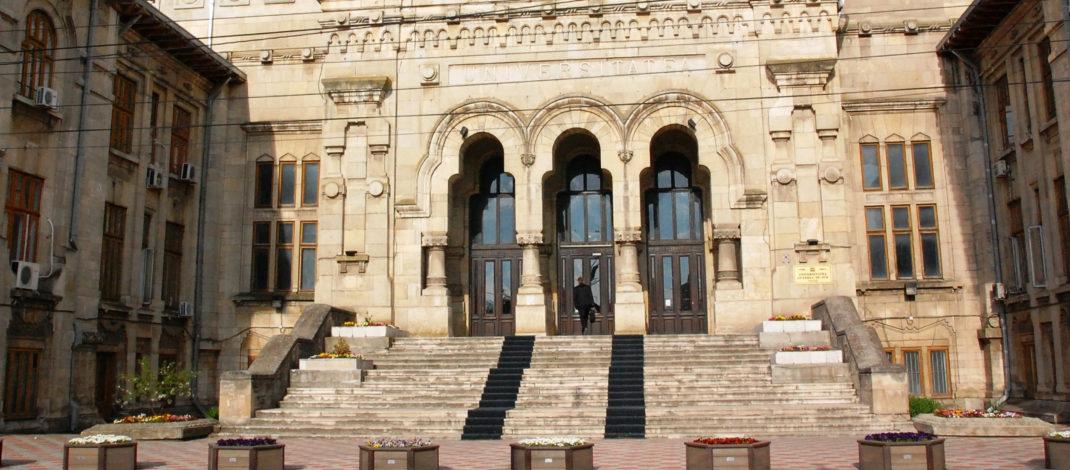 Cursuri față în față la Universitatea Dunărea de Jos din Galați