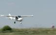UPDATE: Accident aviatic în județul Galați. Un avion a aterizat forțat la Băleni și a lovit remorca unui camion