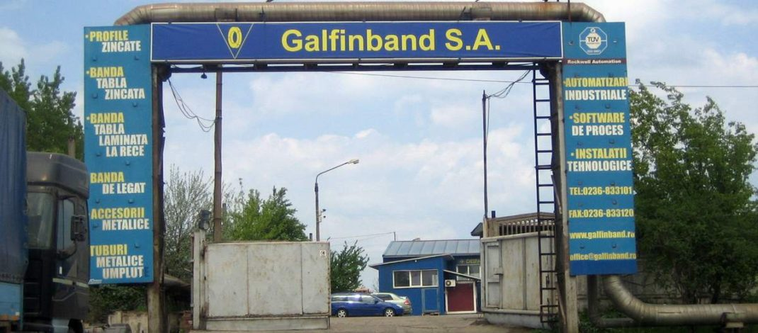 Galfinband, în insolvență din cauza unei datorii de 1 milion de euro