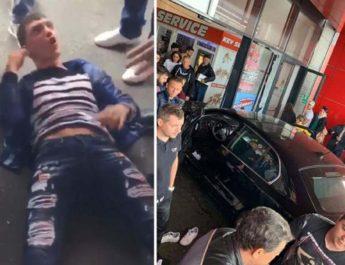 """Teroristul de la Brăila. Atacatorul de la mall a intenționat să """"extermine cât mai mulţi români, care nu se circumscriu ideii sale de calitate umană"""