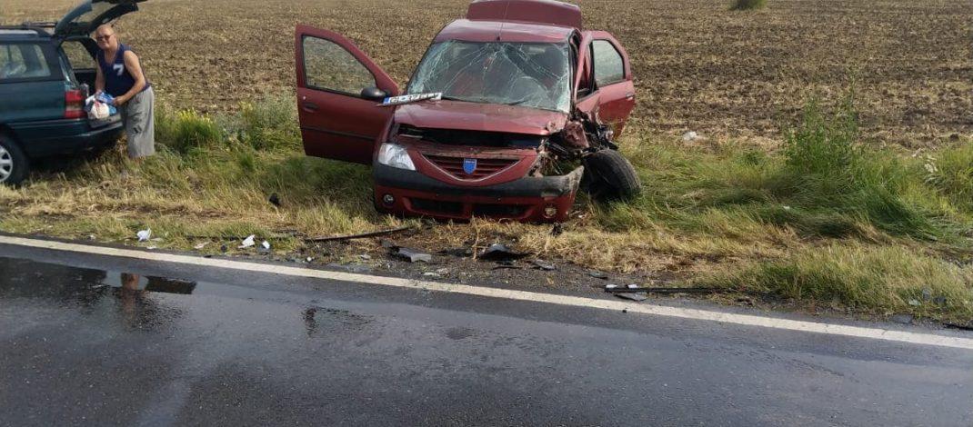Accident grav la Tudor Vladimirescu