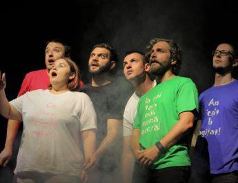 Premieră locală: spectacol-concert jucat la Teatrul Dramatic