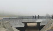 Un pod nou la Galați. Obiectivul a fost inaugurat și poate fi folosit de șoferi
