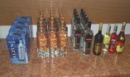 Nuntă cu băutură de contrabandă