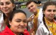 Gălățeanca Cristina Petcu, dublă campioană mondială la karate