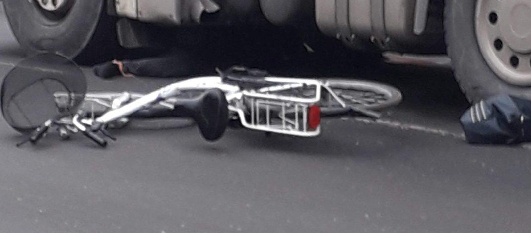 Accident mortal la Liești