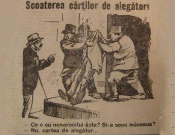 Violențele de la alegerile parlamentare din Galați, în atenția lui Eminescu