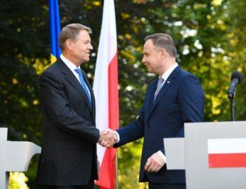Președinții României și Poloniei, în vizită la Poligonul militar Smârdan