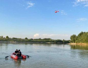 UPDATE/ Doi copii au fost dați  dispăruți la Braniștea. Cel mai probabil, s-au înecat  în Siret